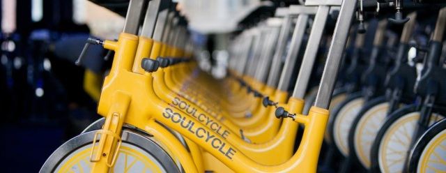 Picture totally downloaded from soulcycle.com