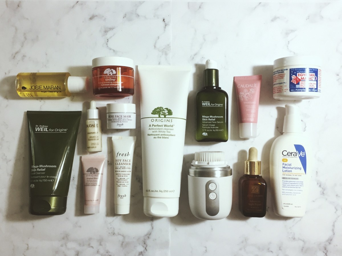 The Best Skincare for Your SkinType