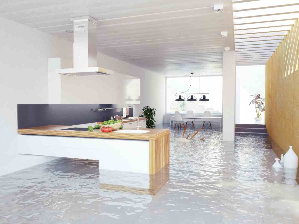 What to Do When Your HouseFloods